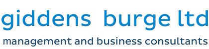 giddens burge ltd. Management and Business Consultants